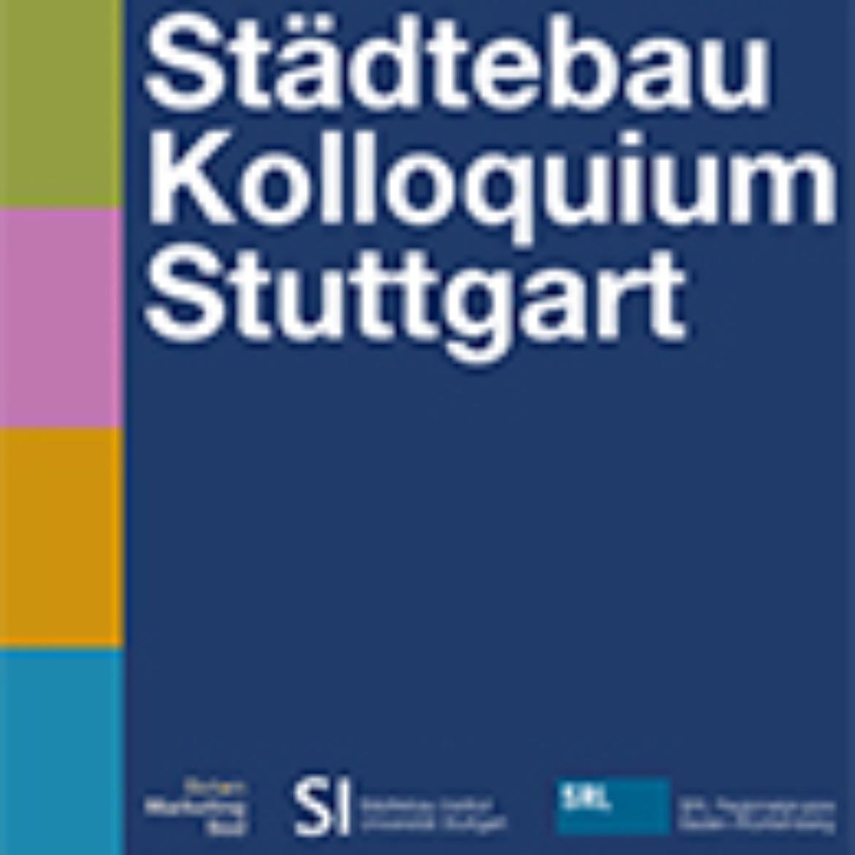 Städtebau Kolloquium Stuttgart